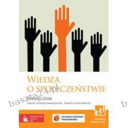 Wiedza o społeczeństwie. liceum. podręcznik. zakres podstawowy. Krzesicki. PWN