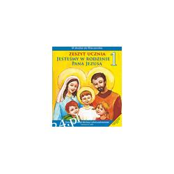 Religia 1. Jesteśmy w rodzinie Pana Jezusa. ćwiczenia. WAM
