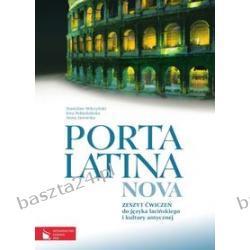 Porta Latina nova. liceum. ćwiczenia. Wilczyński. PWN