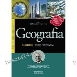 Geografia 1-3. Odkrywamy na nowo. liceum. podręcznik. zakr. podst. Operon