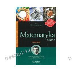 Matematyka zsz 1. Odkrywamy na nowo. podręcznik. Operon
