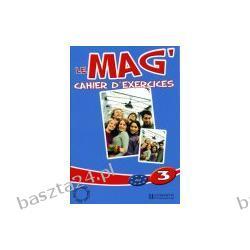 Le Mag 3. ćwiczenia. Himber. Hachette