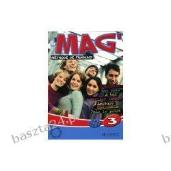 Le Mag 3. podręcznik. Gallon. Hachette