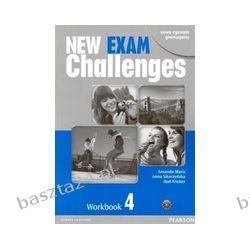 New exam challenges 4. workbook. Longman