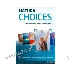 Matura Choices. pre-intermediate. student's. Longman