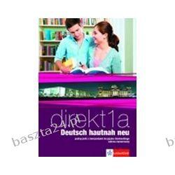 Direkt Deutsch 1a. liceum. podręcznik z ćw. Lektorklett