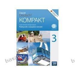 Das ist deutsch! 3 kompakt. podr.+ćw. Nowa Era