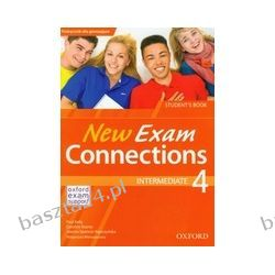 Exam Connections New 4. intermediate. student's book. Oxford