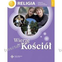 Religia 6. Wierzę w Kościół. podręcznik. św. Wojciech