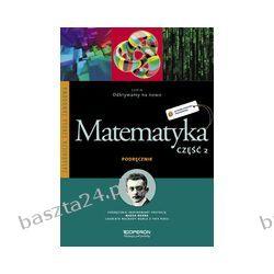 Matematyka zsz 2. Odkrywamy na nowo. podręcznik. Operon