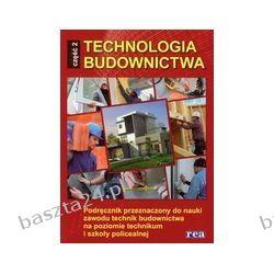 Technologia budownictwa cz. 2. podręcznik. Francuz. Rea