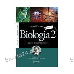 Biologia 2. Odkrywamy na nowo. liceum. podręcznik. zakr. rozsz. Kaczmarek. Operon