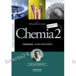 Chemia 2. Odkrywamy na nowo. liceum. podręcznik. zakr. rozsz. Hejwowska. Operon