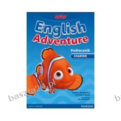 New English Adventure starter. podręcznik. Longman