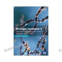 Biologia na czasie 3. liceum. podręcznik. zakr. rozsz. Nowa Era