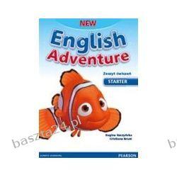 New English Adventure starter. ćwiczenia. Longman