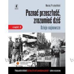 Historia 3. liceum. Poznać przeszłość, zrozumieć.. podręcznik. cz. 2. zakr. rozsz. Przybyliński. Stentor