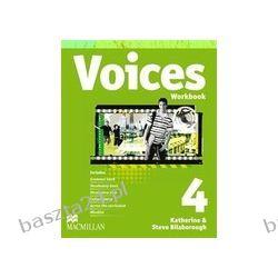 Voices 4. workbook. Macmillan