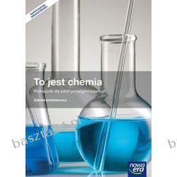 To jest chemia. liceum. podręcznik. zakr. podst. cykl wieloletni. Hassa. Nowa Era