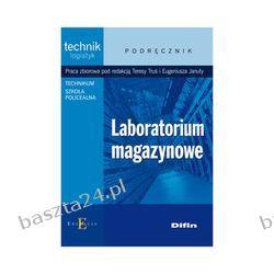 Laboratorium magazynowe. podręcznik. Difin