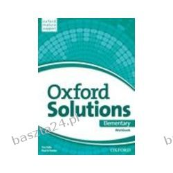 Oxford Solutions. elementary. workbook. Oxford