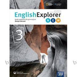 English Explorer New 3. workbook. Stephenson. Nowa Era