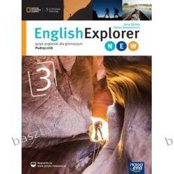 English Explorer New 3. student's book. Stephenson. Nowa Era