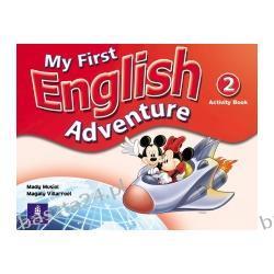 My First English Adventure 2. activity book. Musioł. Longman