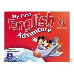 My First English Adventure 2. pupil's book. Musioł. Longman