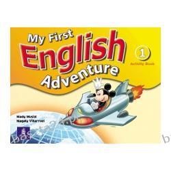 My First English Adventure 1. activity book. Musioł. Longman