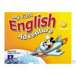 My First English Adventure 1. pupil's book. Musioł. Longman