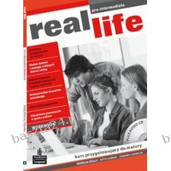 Real Life. pre-intermediate. workbook. Cunningham. Longman