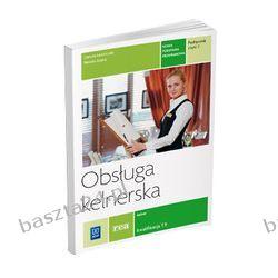 Obsługa kelnerska. cz. 2. podręcznik. Szajna. REA-WSiP
