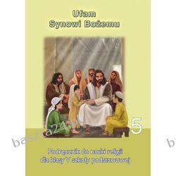 Ufam Synowi Bożemu. podręcznik. Krasiński. Płocki Instytut Wydawniczy