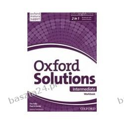 Oxford Solutions. intermediate. workbook. Oxford