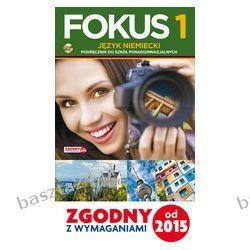 Fokus 1. podręcznik. liceum. Kryczyńska-Pham. WSiP