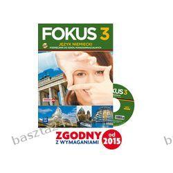 Fokus 3. podręcznik. liceum. Kryczyńska-Pham. WSiP