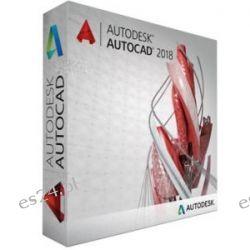 Program AutoCAD 2018 PL Klucz Licencja 3 lata