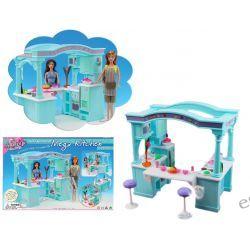 KUCHNIA TRENDY mega meble dla Barbie EduCORE Dla Dzieci