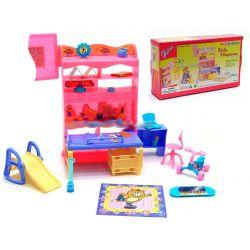 Dziecko pokój dziecka FUTURO meble dla Barbie EduCORE Dla Dzieci