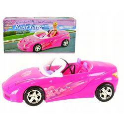AUTO Rossie Racer reflektory mebelki Barbie EduCORE Dla Dzieci