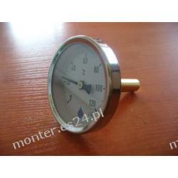 Termometr bimetaliczny TB 63/50 prosty