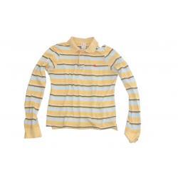 ABERCROMBIE VINTAGE bluzka koszulka polo rozM USA