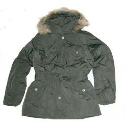 K&L ZIMOWA  kurtka alaska płaszcz puchowa L