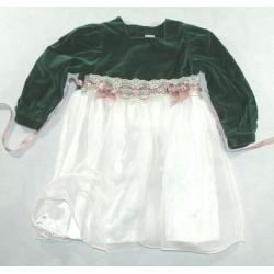 SUKNIA   sukienka  elegancka 3-4 lat gwiazdka USA