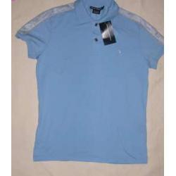 RALPH LAUREN GOLF koszulka NIEBIESKA t-shirt M USA