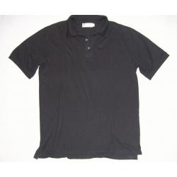 YVES SAINT LAURENT koszulka polo rozm  M czarna