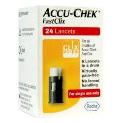 Accu-Chek FastClix lancety 24szt.
