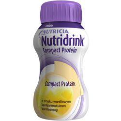Nutricia Nutridrink Protein - wanilia - dieta wysokobiałkowa - opak. 4x 125ml!