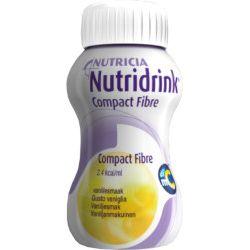 Nutricia Nutridrink Multi Fibre - wanilia - dieta bogatoresztkowa - opak. 4x 125 Pozostałe